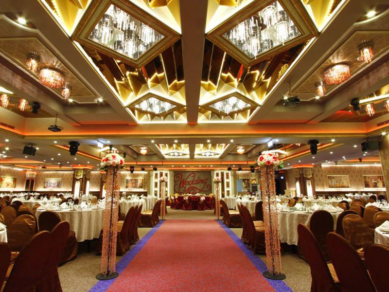 宴會餐廳.婚宴新天地東區店
